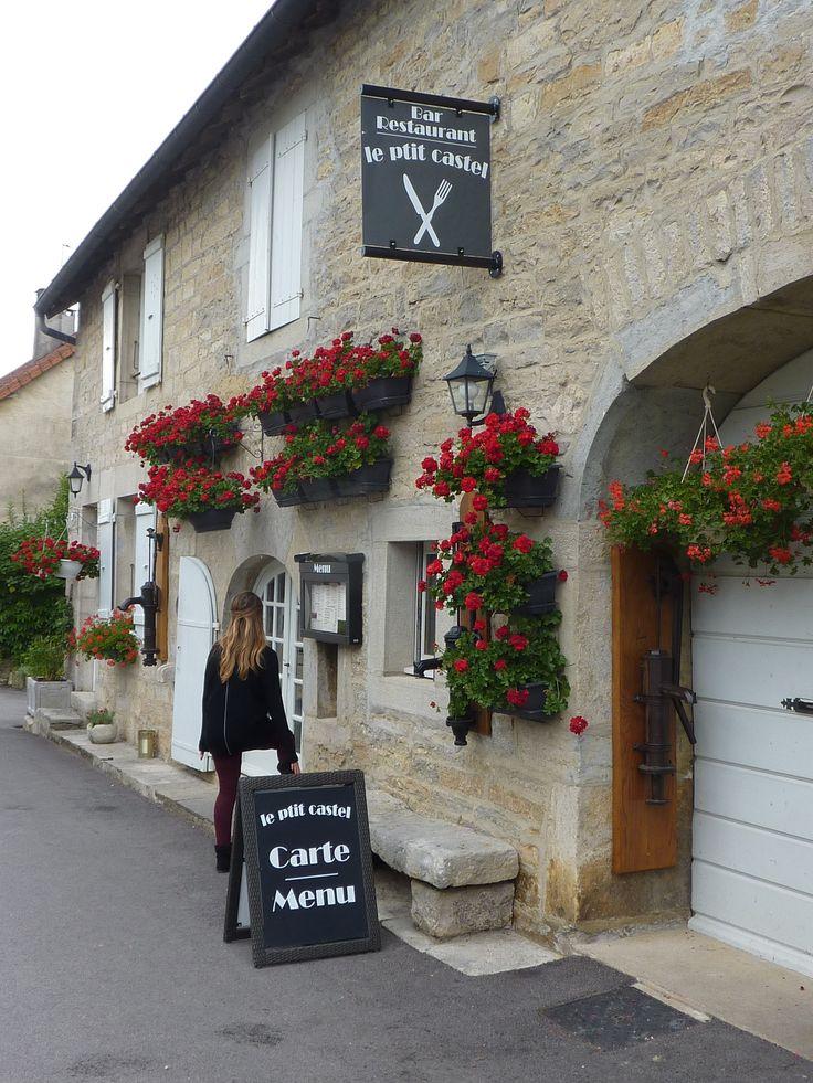 Restaurant à Château Chalon