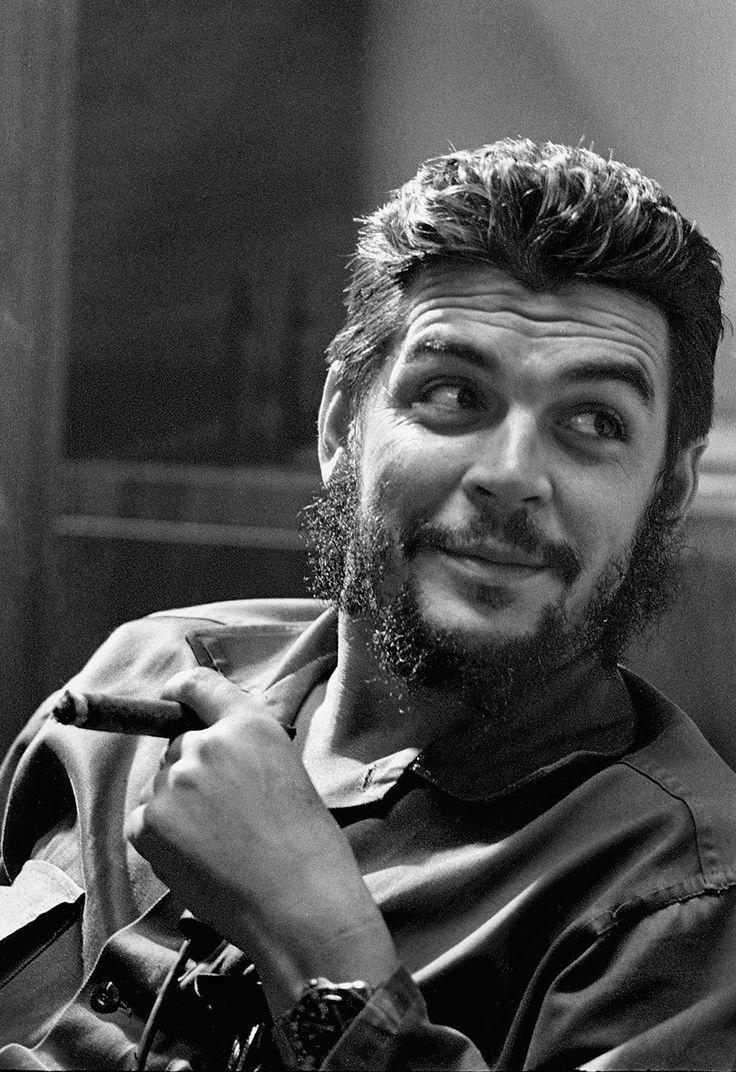 ©️ Eliott Erwitt / Magnum - 1964 Série Cuba Che Guevara La Havane