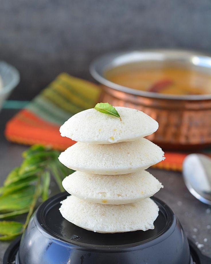 Instant Rice Idli