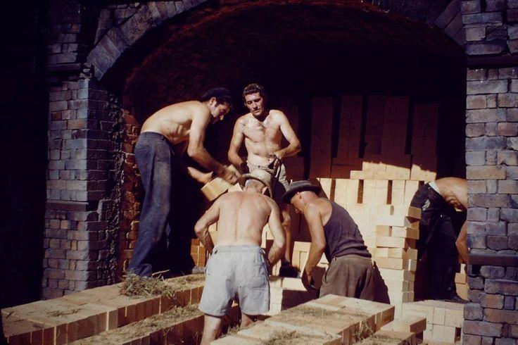 Baker's brick yard at Maitland, NSW  v@e