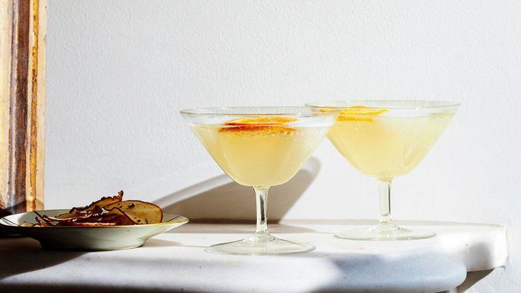 Ginger Fizz Recipe   Bon Appetit