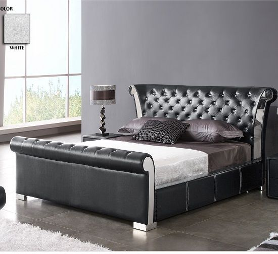 leather beds from furniture in fashion browse our contemporary styles available at fantastic prices