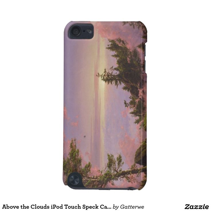 Above the Clouds iPod Touch Speck Case