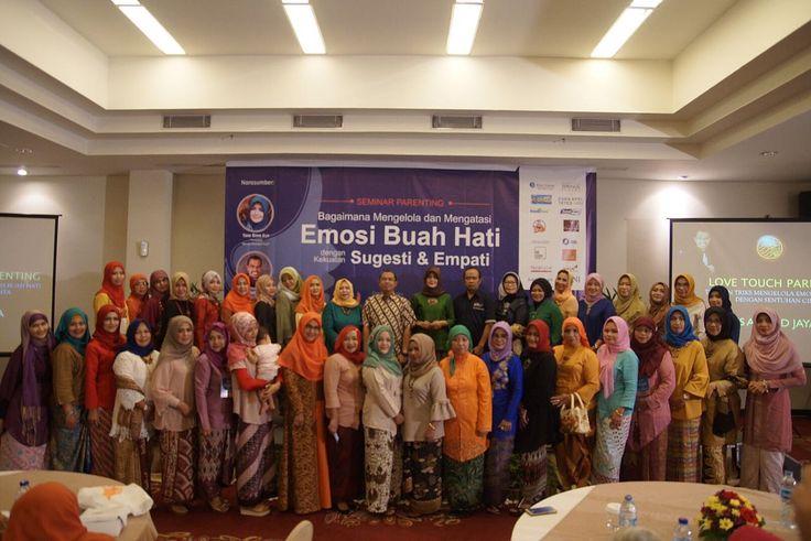 Komunitas Wanoja Binangkit Gandeng Komisi Penanggulangan AIDS Kota Bogor di Seminar Parenting