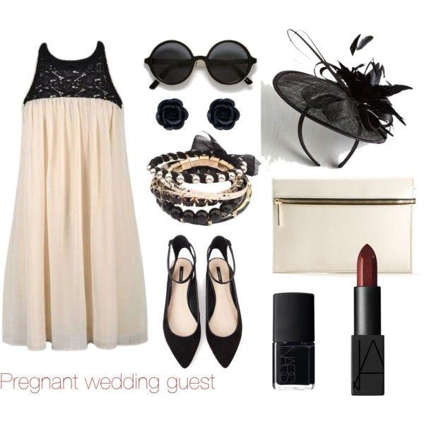 Pregnant wedding guest #pregnantfashion