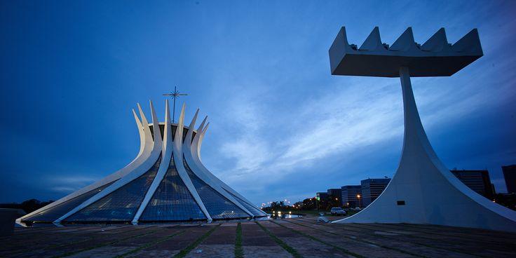 Catedral metropolitana nossa senhora aparecid | Brasilia | Tripomizer Trip Planner