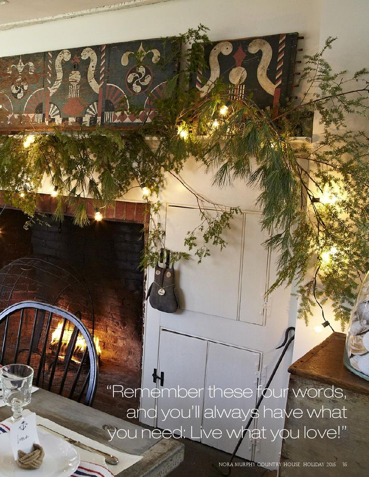 Charming Nora Murphy Country House Holiday 2015