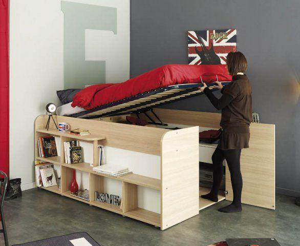 Groupe Parisot - Dormitorio juvenil - Chambres Ados