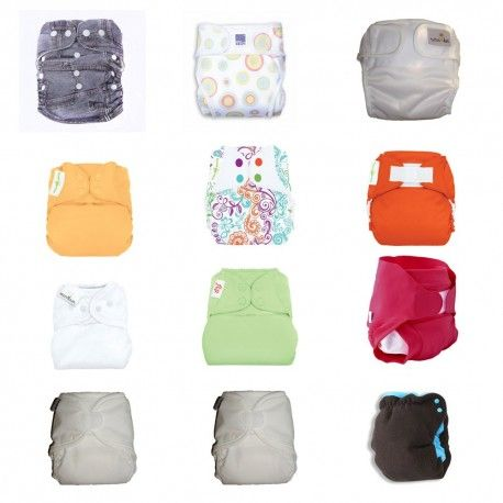 La location de couches lavables permet de tester les couches lavables sur une courte durée pour ensuite faire son choix sereinement de modèle de couches lavables