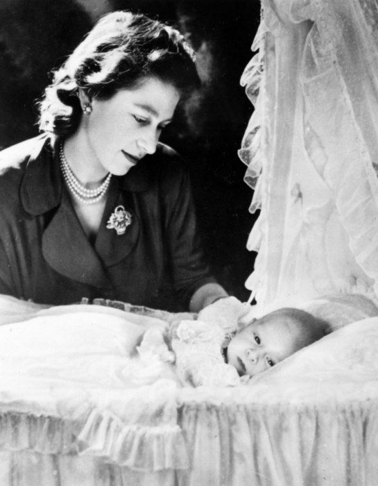 When Queen Elizabeth Became A Mother In 1948 She Was Just