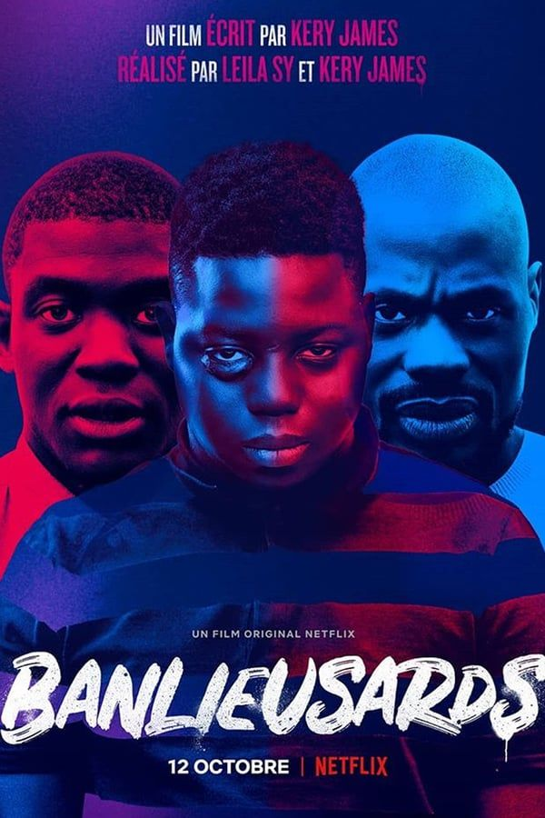 Voir Banlieusards Film Complet Ebook Cover Design Full Movies Book Cover Design