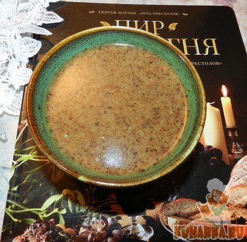 Рецепт: Средневековая версия соуса из чёрного перца.