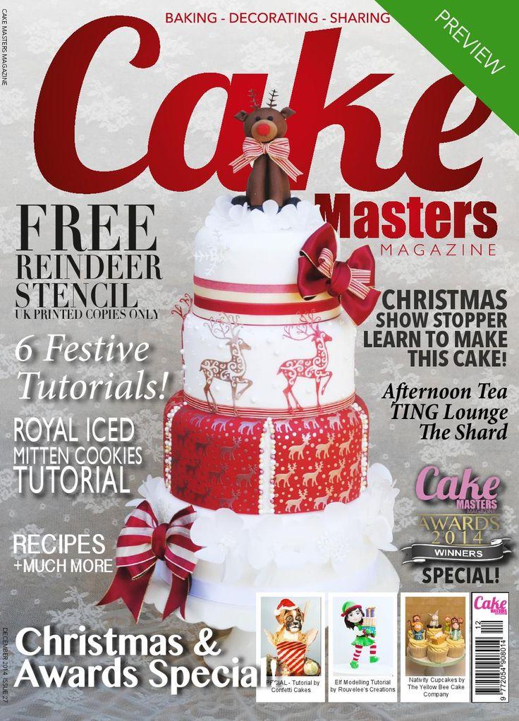Cake Masters Magazine - December 2014