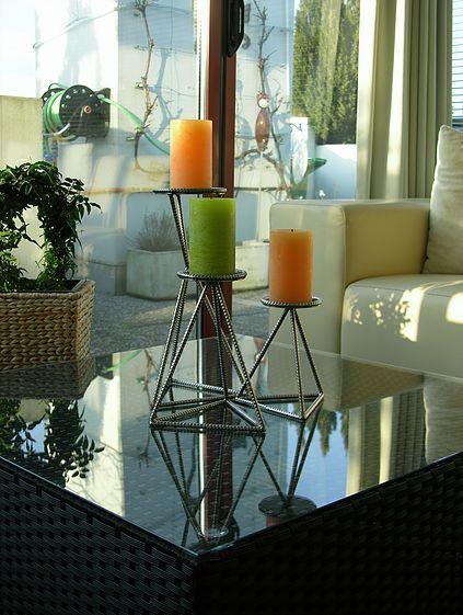 die besten 25 kunst aus metall ideen auf pinterest. Black Bedroom Furniture Sets. Home Design Ideas