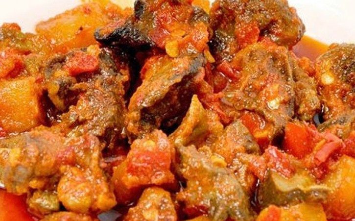 Resep Ati Ampela Balado Enak Makan Malam Resep Resep Ayam