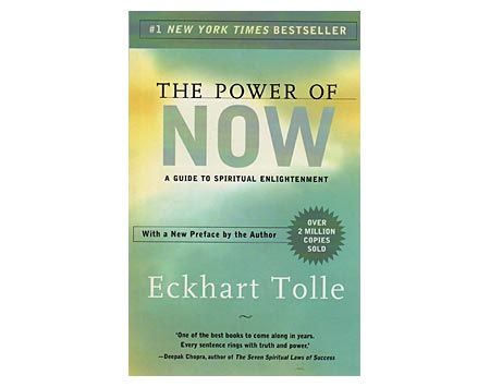 The Power of Now ISBN-10: 1577314808 ISBN-13: 978-1577314806