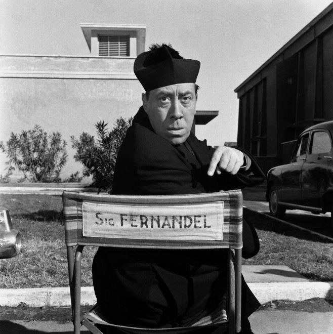 Fernandel o Don Camillo?
