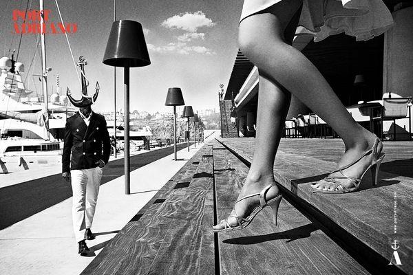 PORT ADRIANO by philip stark