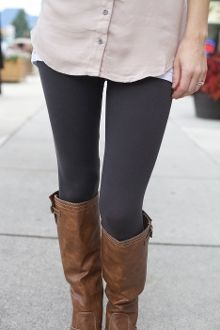 Image result for charcoal leggings outfit