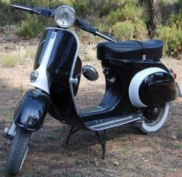 Vespa Super 125 cc 1977