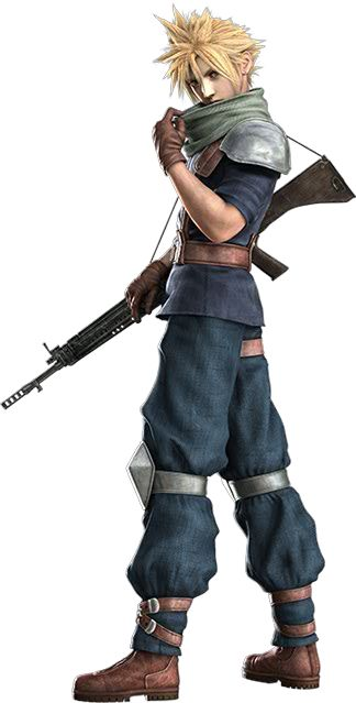 Cloud Strife - The Final Fantasy Wiki has more Final Fantasy information than Cid could research