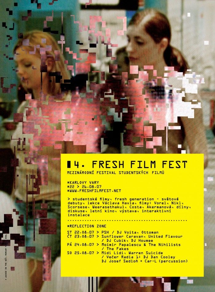 Fresh Film Festival 2007 (©adela pauline) (For Film Festival News, visit: http://www.filmfestcat.wordpress.com or follow @Film Fest Cat on Twitter and Facebook)