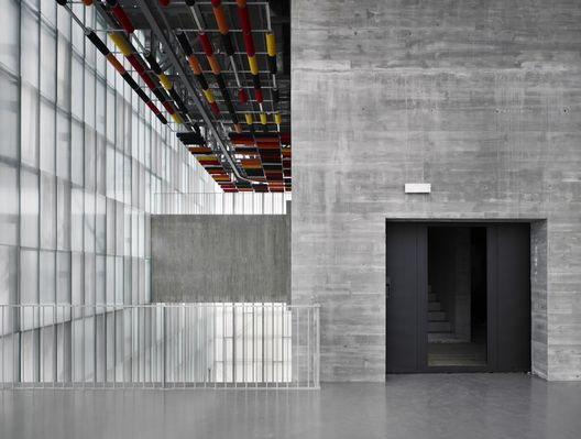 Centro de las Artes de la Diputación de la Coruña Museo y Conservatorio de Danza / Ángel Alonso y Victoria Acebo