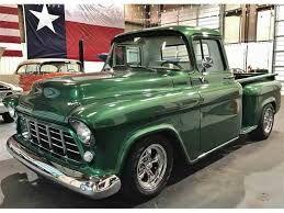 Afbeeldingsresultaat voor 1956 chevy truck