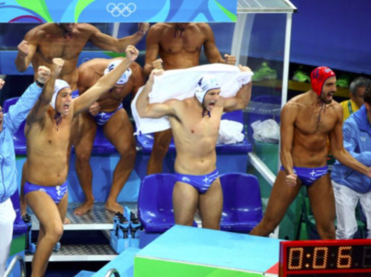 Greece's mens' water polo team beat Brazil 9-4 to advance into the Rio Olympics final eight. The Brazilian hosts weren't able to come anywhere near to gaining advantage against the Greek team who have been undefeated and considered one of the better teams in the 2016 Olympics.