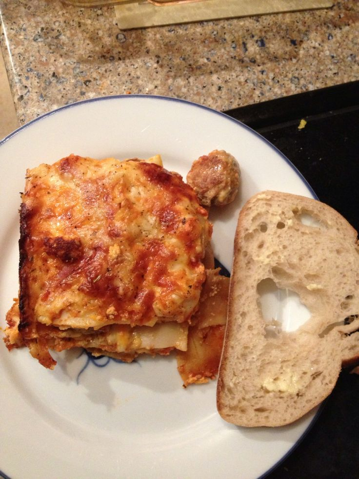 ... Four Cheese Ground Turkey Meatball Lasagna: Recipe, Turkey Meatball
