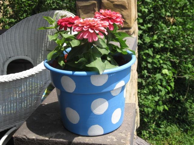 best 25  plastic flower pots ideas on pinterest