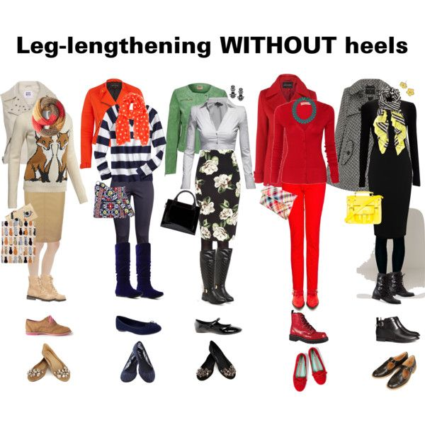"""""""Leg-lengthening without heels"""" by dana-forlano on Polyvore"""