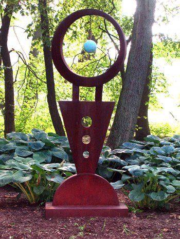 garden art | Miller - Welding Projects - Idea Gallery - Garden Sculpture (scheduled via http://www.tailwindapp.com?utm_source=pinterest&utm_medium=twpin&utm_content=post142510705&utm_campaign=scheduler_attribution)