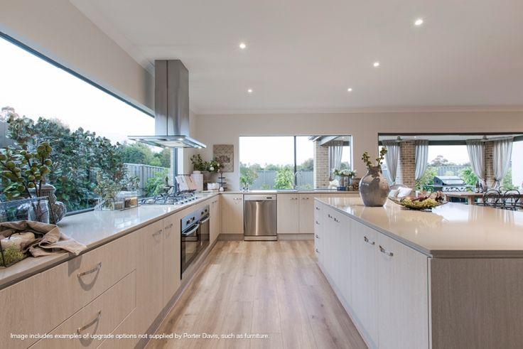 Porter Davis - Blog - Make a style splash in the kitchen picture window splashback window