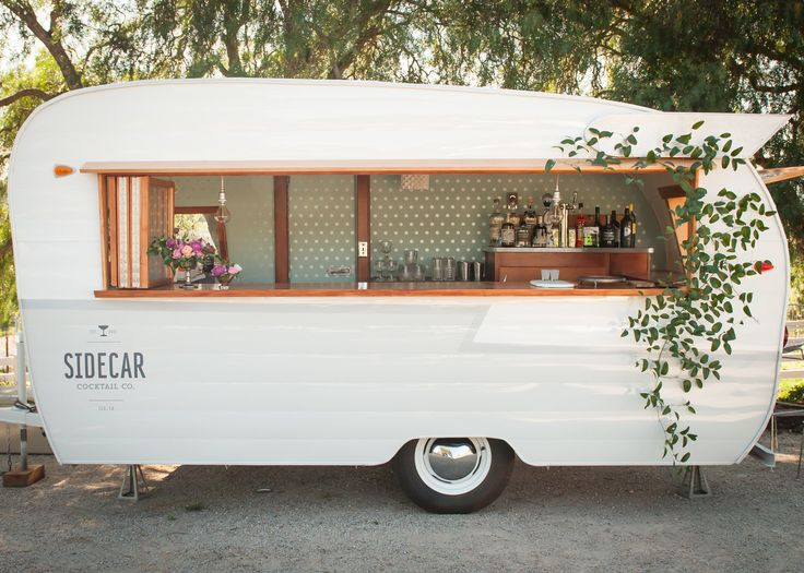 Tinker Tin - camper bar
