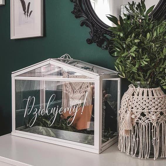 Pudelko Na Koperty Decor Wedding Inspiration
