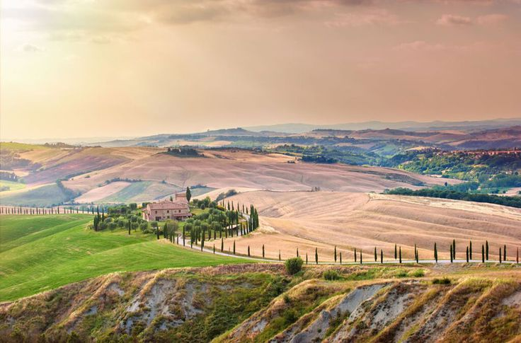 Crete Senesi Photo by Jaroslaw Pawlak Photography Instructor