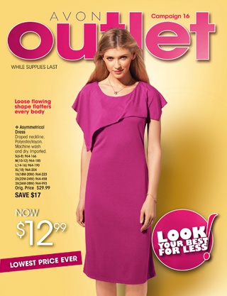Avon catalog and outlets on pinterest