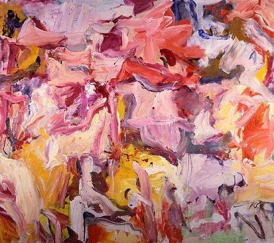 willem de kooning | Go See This. Willem De Kooning at MOMA.
