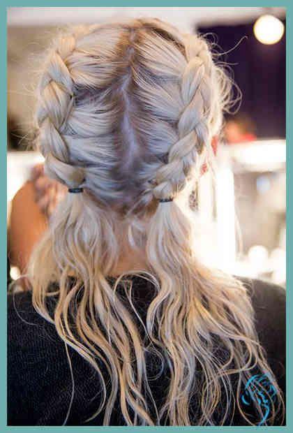 15 + Beste & Erstaunliche Frühjahr Frisuren & Trends für Mädchen … | Damen Frisuren