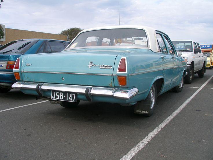 1966 HR Special sedan