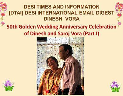 "Check out new work on my @Behance portfolio: ""50th Golden Wedding Anniversary Part I - Dinesh Saroj"" http://be.net/gallery/54556029/50th-Golden-Wedding-Anniversary-Part-I-Dinesh-Saroj"