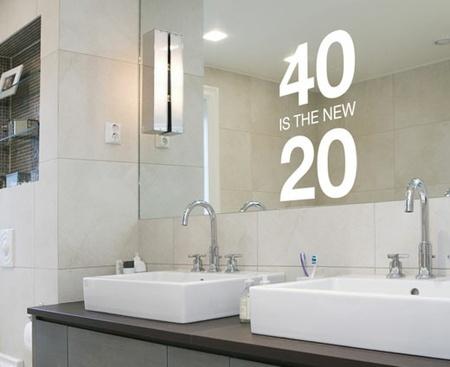 40 - Wallsticker