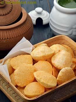 Puri (Chaat) Glossary | Recipes with Puri (Chaat) | Tarladalal.com
