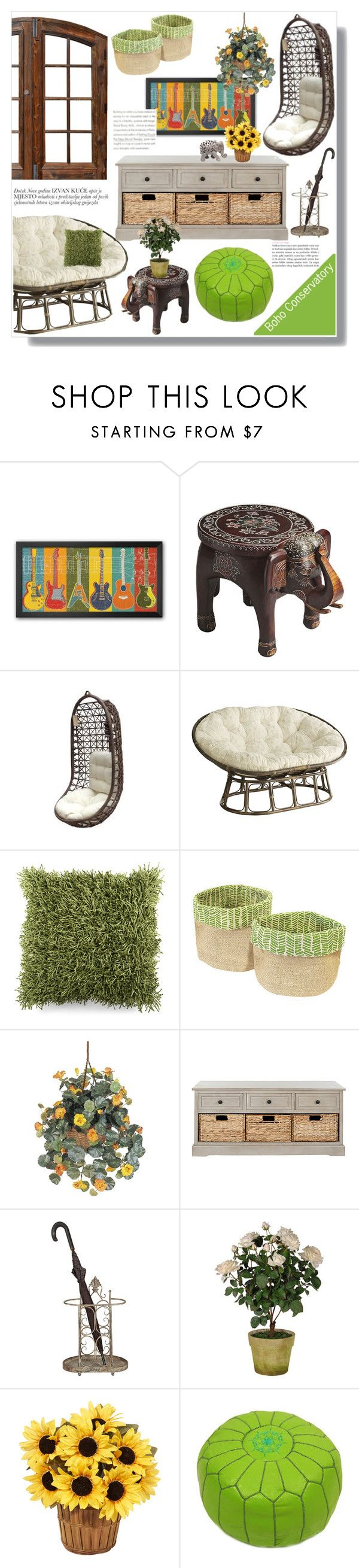 """""""Boho conservatory"""" by artistic-biscuit on Polyvore"""