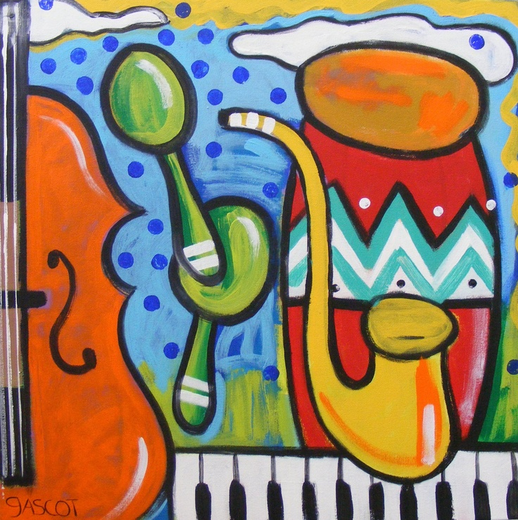 64 best images about Art on Pinterest | Merengue, Folk art and ...