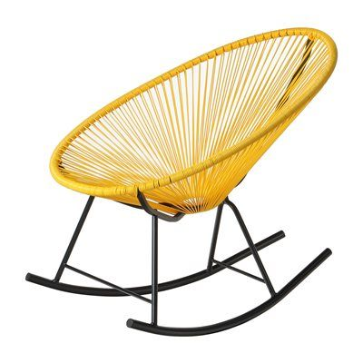 X2 Joseph Allen PV-MR Mayan Hammock Acapulco Rocking Chair