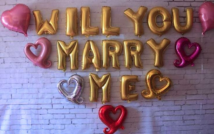 Will you marry me? #proposal #proposalideas #proposalplanner #willyoumarryme #marriage #love #hearts #balloons #balloonart #balloondecor #romantic #ideas