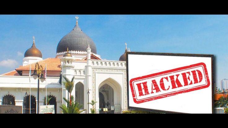 SUBHANALLAH...!! Hacker Retas  Speaker Masjid dan Putar Suara Wanita Men...