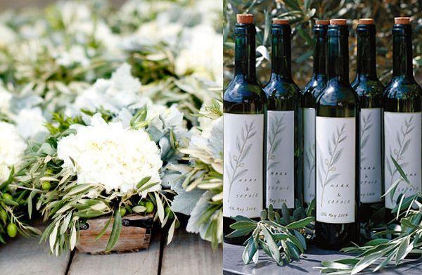 Olive-Wedding-Favors